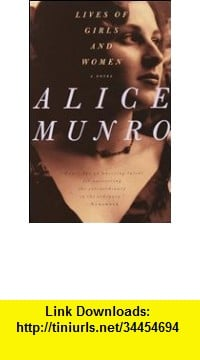 GO Downloads Lives of Girls and Women Alice Munro
